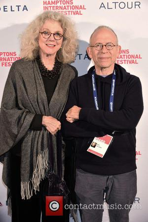 Blythe Danner and Bob Balaban