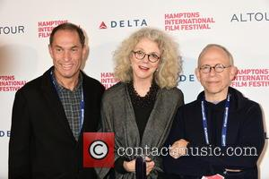 Stuart Match Suna, Blythe Danner and Bob Balaban