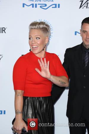 Pink Announces American Tour, Documentary Film And New Single