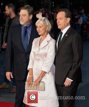 John Goodman, Helen Mirren and Bryan Cranston