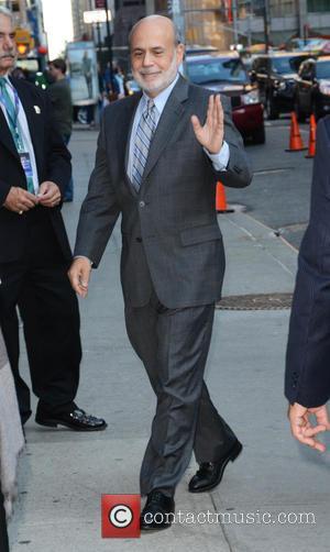 Stephen Colbert and Ben Bernanke