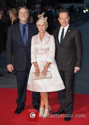 Dame Helen Mirren, John Goodman and Bryan Cranston
