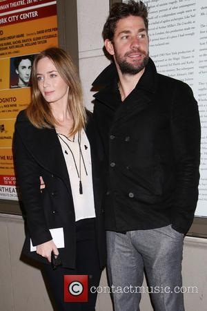 Emily Blunt Panicked By Husband's Fashion Disaster