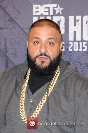 DJ Khaled - 2015 BET Hip Hip Awards at the Atlanta Civic Center - Arrivals - Atlanta, Georgia, United States...