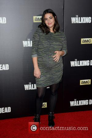 The Walking Dead Star Alanna Masterson Gives Birth