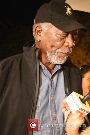 Morgan Freeman's New Film Makes Just $74 In Britain