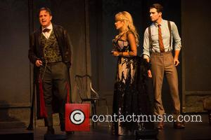 David Arquette, Renee Olstead and James Maslow