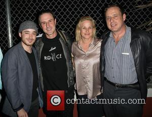 Guest, David Arquette, Patricia Arquette and Richmond Arquette