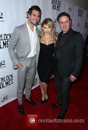 James Maslow, Renee Olstead and David Arquette