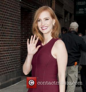 Jessica Chastain Makes Fun Of Co-star Chris Hemsworth As He Gives Up Sexiest Man Alive Title