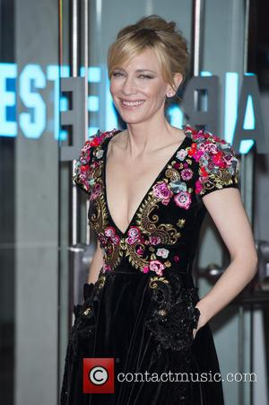 Cate Blanchett, Odeon Leicester Square