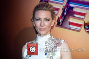Cate Blanchett - 59th British Film Institute London Film Festival - Awards Ceremony - London, United Kingdom - Saturday 17th...