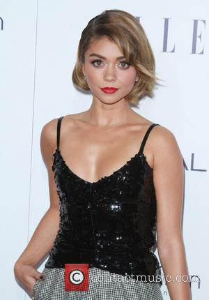 Sarah Hyland - Elle Women in Hollywood Awards 22nd Annual Celebration held at the Four Seasons Hotel Beverly Hills -...