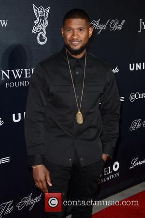 Usher Inspired By His Son's Diabetes Bravery