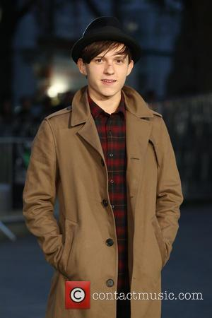 Tom Holland - World Premiere of Ed Sheeran Jumpers For Goalposts held at the Odeon - Arrivals - London, United...