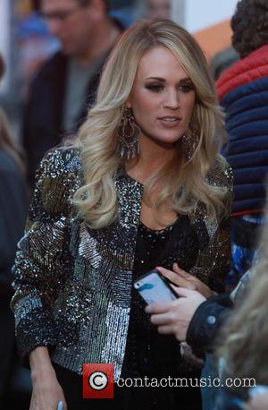 Rockefeller Plaza, Carrie Underwood