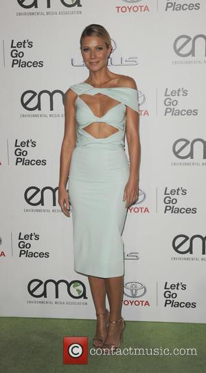 Gwyneth Paltrow Wins Environmental Award