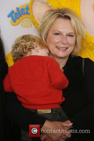 Jennifer Saunders , Grandson - World Premiere of Teletubbies TV series for CBeebies held at the BFI Southbank - Arrivals...