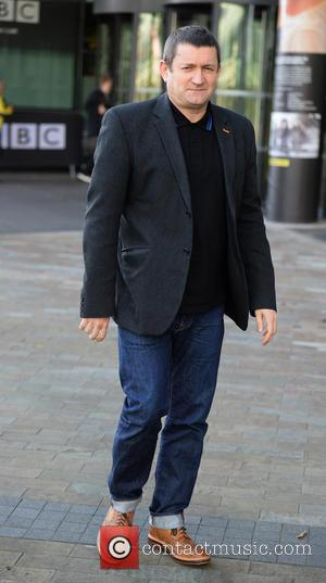 Paul Heaton - Celebrities leaving the BBC Breakfast Studios at MediaCityUK - Manchester, United Kingdom - Monday 26th October 2015