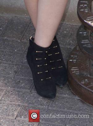Melissa Benoist - 'Supergirl' star Melissa Benoist at the Empire State Building in New York City - New York City,...