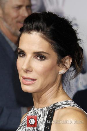 Sandra Bullock - Premiere Of Warner Bros. Pictures'