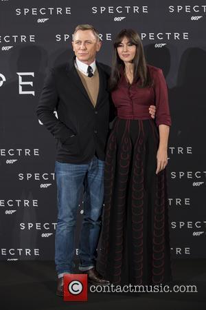 Daniel Craig and Monica Bellucci