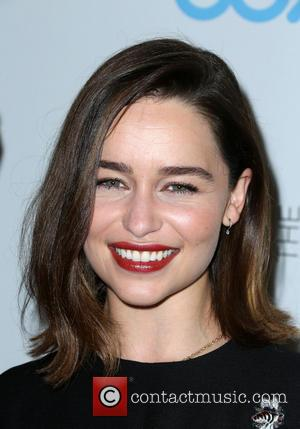 Emilia Clarke Unveiled As New Dior Jewellery Spokesmodel