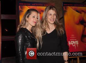 Crystal Moselle and Megan Delaney