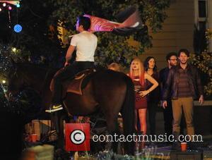 Zac Efron, Chloe Moretz, Seth Rogen and Rose Byrne