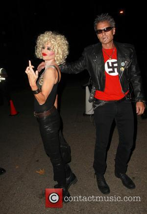 Lisa Rinna And Harry Hamlin Apologise For Halloween Swastika Costume