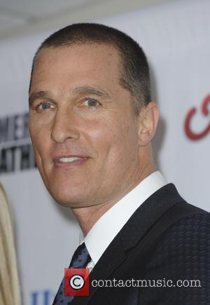 Matthew Mcconaughey Volunteered On Thanksgiving Day