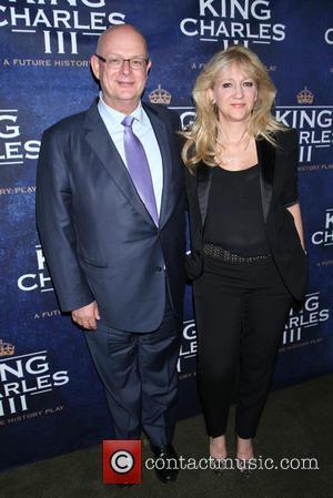 King Charles, Stuart Thompson and Sonia Friedman