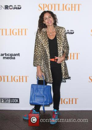 Minnie Driver Wins Restraining Order Against Neighbour