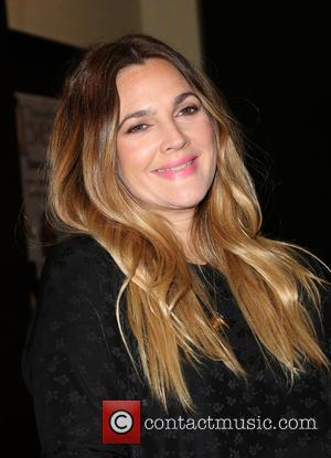 Drew Barrymore Honoured For Philanthropy