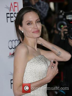 Angelina Jolie's Teenage Son Is Executive Producer On Her New Film