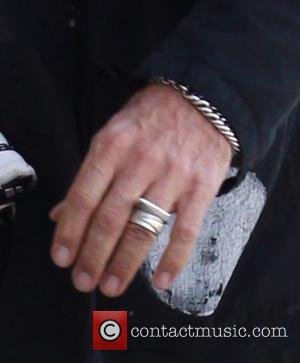 Gavin Rossdale Still Wearing Wedding Ring Two Months After Split