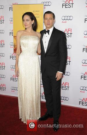 """Angelina Jolie Has Revealed Acting Sex Scenes With Her Husband Was """"Absurd"""""""