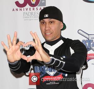 Taboo - Adrian Gonzalez's Bat 4 Hope Celebrity Softball Game at Dodger Stadium at Dodger Stadium Los Angeles - Los...