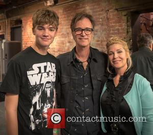 Dylan Watts, Dan Wilson and Rhona Watts
