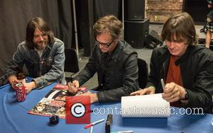 Luther Russell, Dan Wilson and Jody Stephens