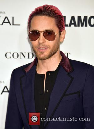 Jared Leto Named New Face Of Gucci Fragrance