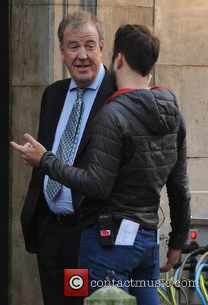 Jeremy Clarkson Sued By Producer Over Bust-up