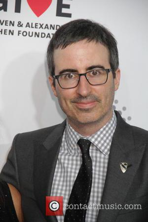 Comedian John Oliver Is A First-time Dad