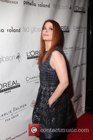 Debra Messing Shames Fan For Sending Nude Snap