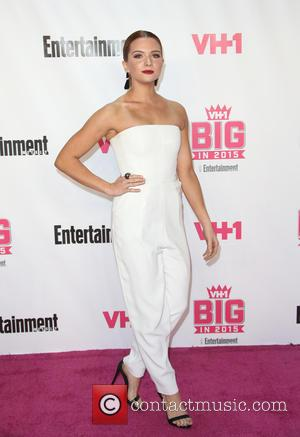Entertainment Weekly and Katie Stevens