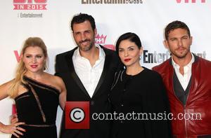 Entertainment Weekly, James Larosa, Katherine Bailess, Jody Lyn O'keefe and Adam Senn