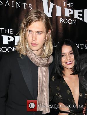 Austin Butler and Vanessa Hudgens