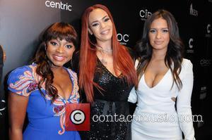 Naturi Naughton, Faith Evans and Rocsi Diaz
