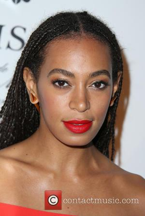 Solange Knowles Struggling To Spend Time Away From Son