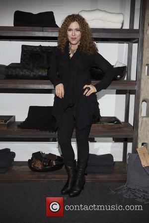 Bernadette Peters - Donna Karan & Parsons School of Design kick off the holiday season with a cocktail party at...